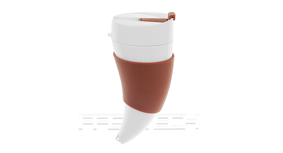 Product Image: unique-horn-shaped-thermos-mug-cup-230ml
