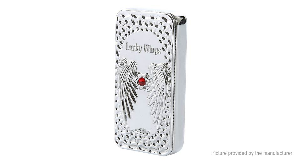 Product Image: lucky-wings-windproof-usb-rechargeable-electronic