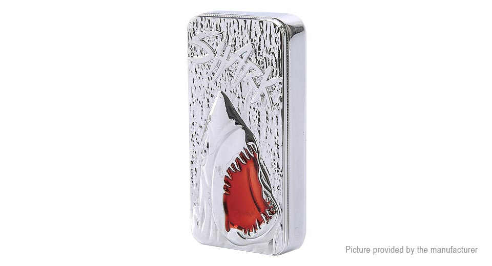 Product Image: shark-pattern-windproof-usb-rechargeable