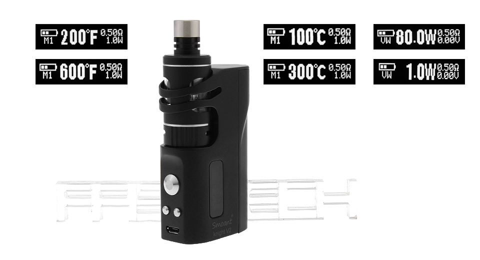 Product Image: authentic-smoant-knight-v2-80w-tc-vw-apv-mod-kit