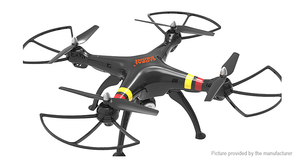 Product Image: authentic-global-drone-gw180hc-r-c-quadcopter