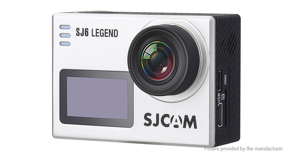 Product Image: authentic-sjcam-sj6-legend-4k-wifi-action-camera