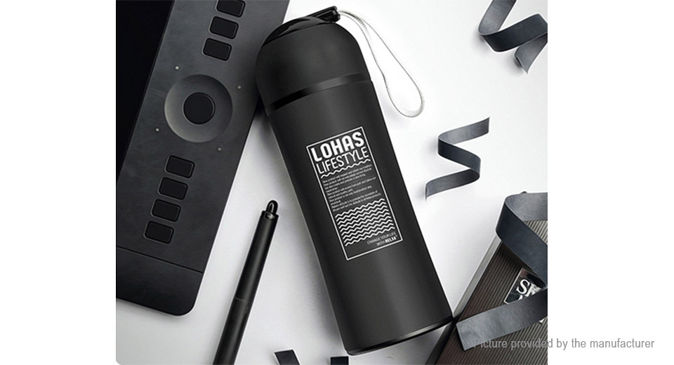 RELEA Stainless Steel Thermos Water Bottle Vacuum Cup (230ml)