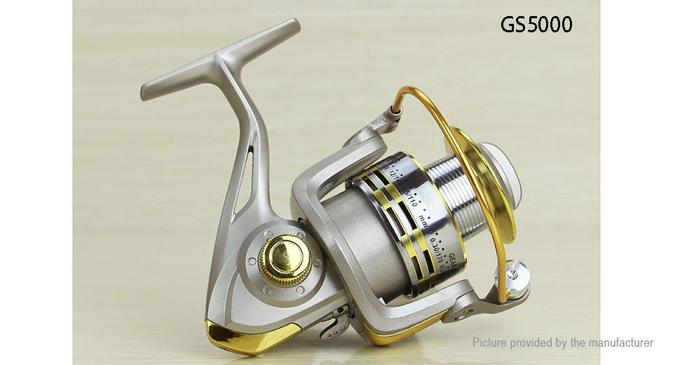 Product Image: yomores-gs5000-5-2-1-metal-spinning-fishing-reel