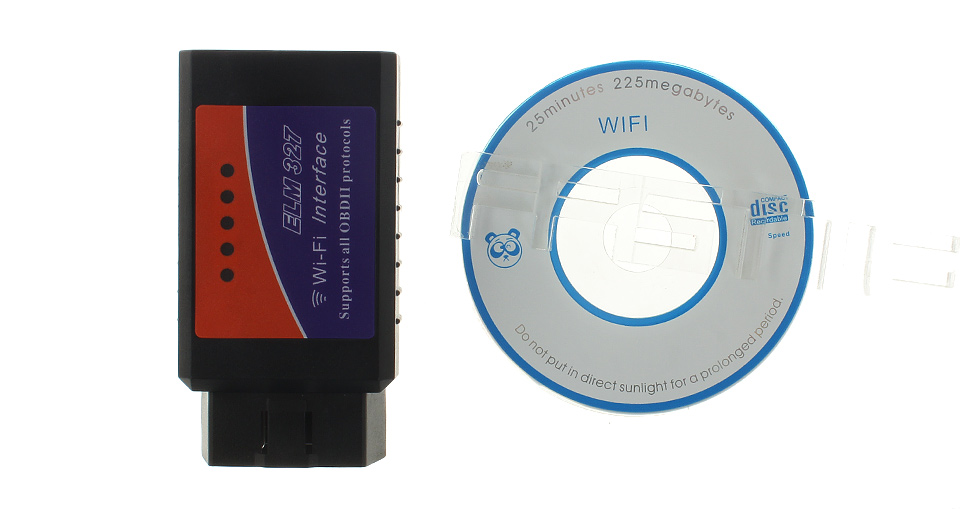 ELM327 Wifi OBD2 OBDII Car Diagnostic Scan Tool