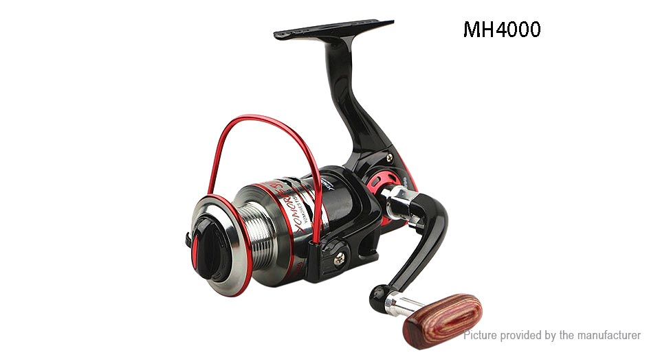 Product Image: yomores-mh4000-5-2-1-metal-spinning-fishing-reel