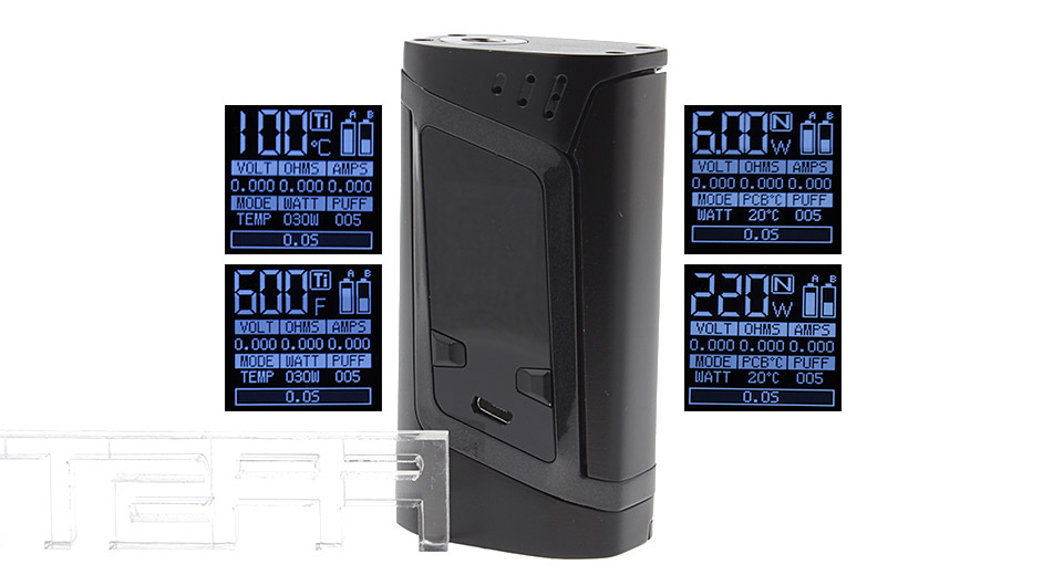 Product Image: authentic-smoktech-smok-alien-220w-tc-vw-apv-box