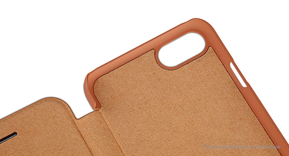 Nillkin Qin Series Leather Protective Flip-Open Case Cover for iPhone 7 Plus