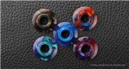Resin Wide Bore Drip Tip (5-Pack)