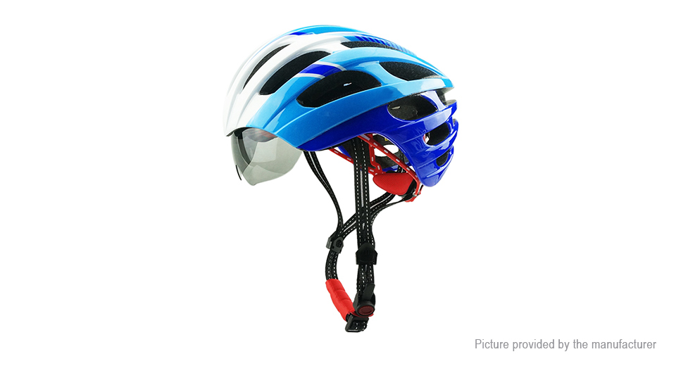 68 48 Glasses Integrated Bicycle Mountain Bike Cycling Safety