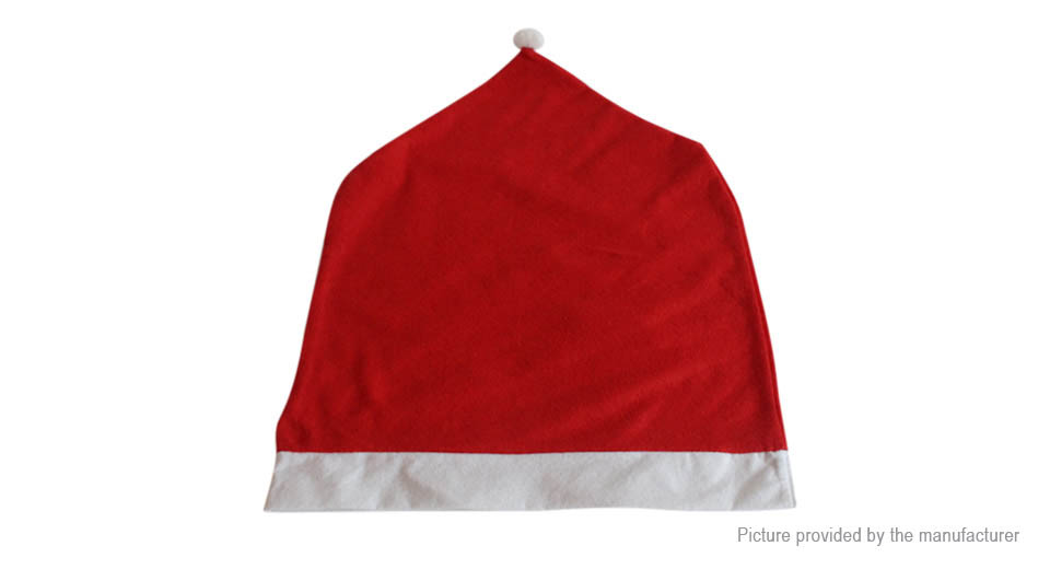 Product Image: santa-claus-hat-styled-chair-slip-cover-christmas