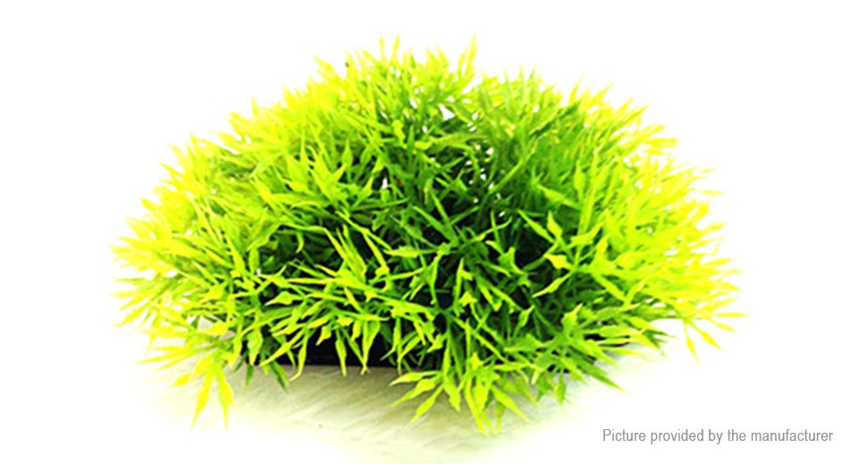 Product Image: artificial-pine-needle-styled-fish-tank-decor