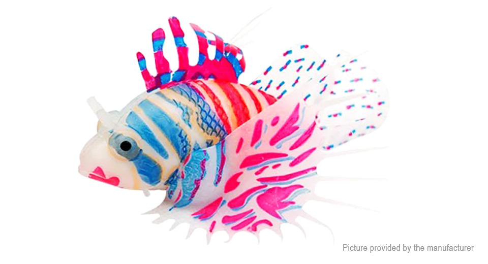 Product Image: glow-in-the-dark-sea-lionfish-styled-fish-tank