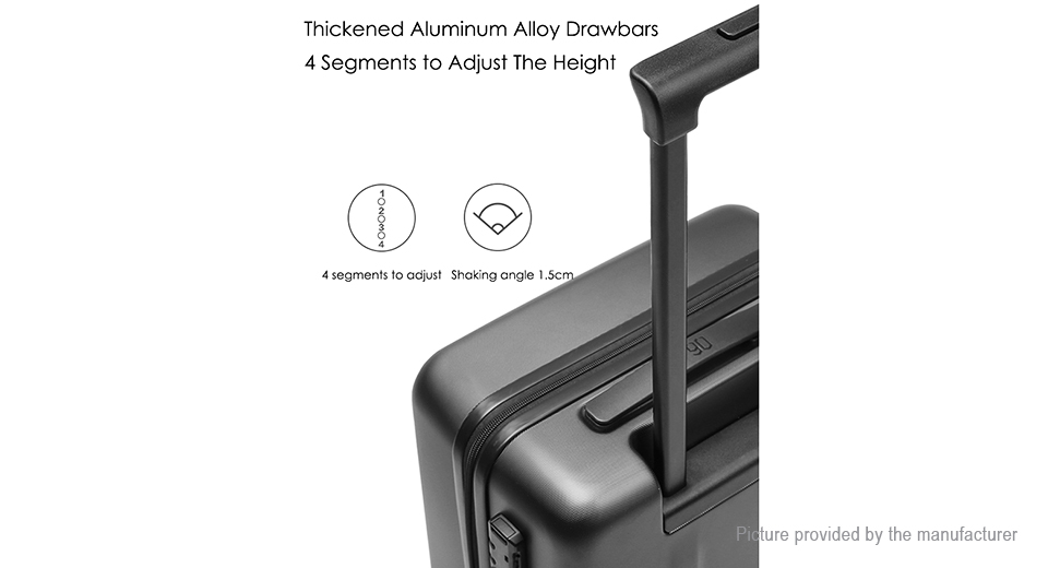 "Authentic Xiaomi Mi Trolley 90 Points Suitcase (24"")"
