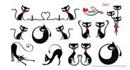 Fox Styled Temporary Tattoo Body Art Fake Sticker (2-Pack)