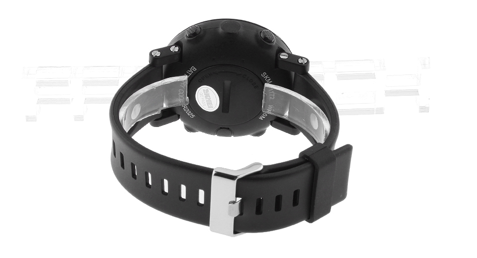 Skmei 1172 Men's Sports Digital Quartz Wrist Watch