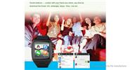 "ORDRO SW16 1.54"" IPS Touch Screen 3G Smart Watch Phone"