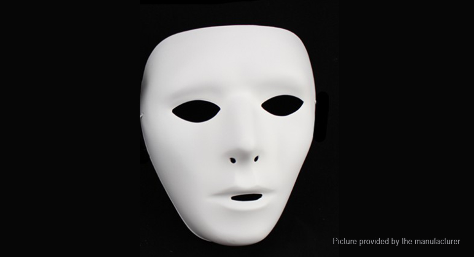 $2 23 Jabbawockeez Hip-Hop Women Dancer Styled Party Masquerade Full Face  Mask at FastTech - Worldwide Free Shipping