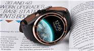 "IQI I3 1.39"" AMOLED Touch Screen 3G Smart Watch Phone"