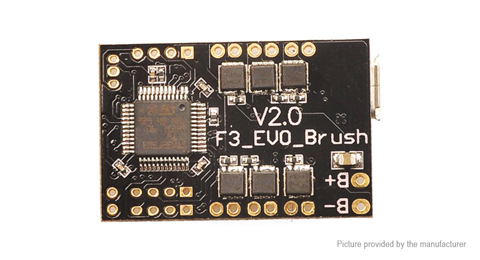 Product Image: sp-racing-f3-evo-brush-flight-controller-for-mini