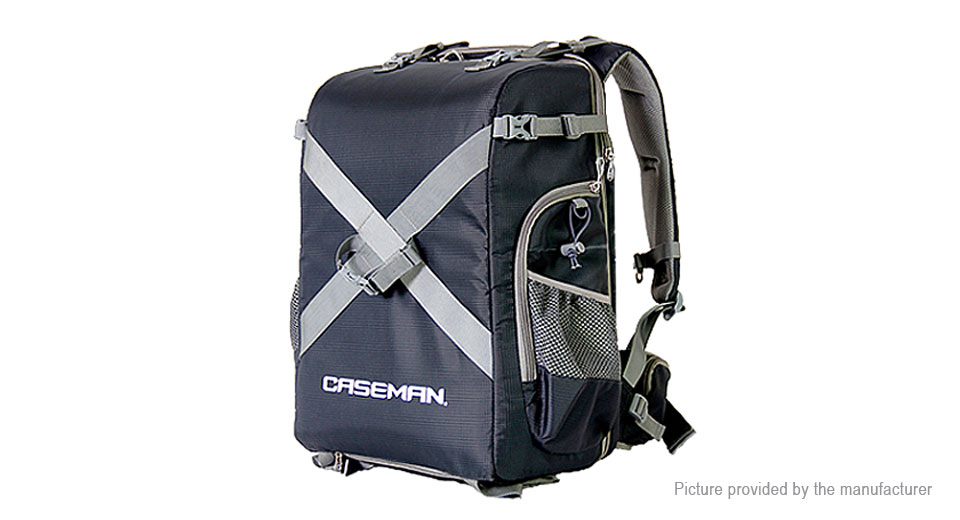 Product Image: caseman-backpack-shoulder-bag-carrying-case-for