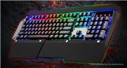 Authentic Motospeed CK88 USB Wired Mechanical Gaming Keyboard