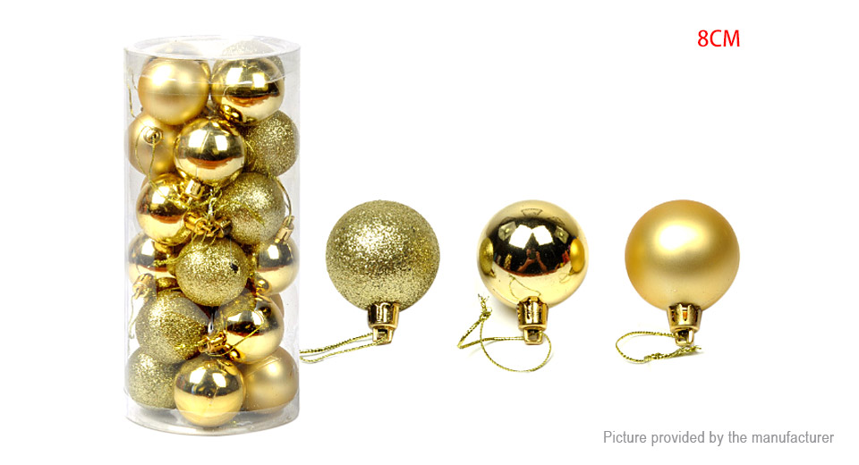 Product Image: electroplated-christmas-decorative-balls-hanging