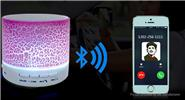 A9 Crack Pattern Mini Bluetooth V3.0 Speaker