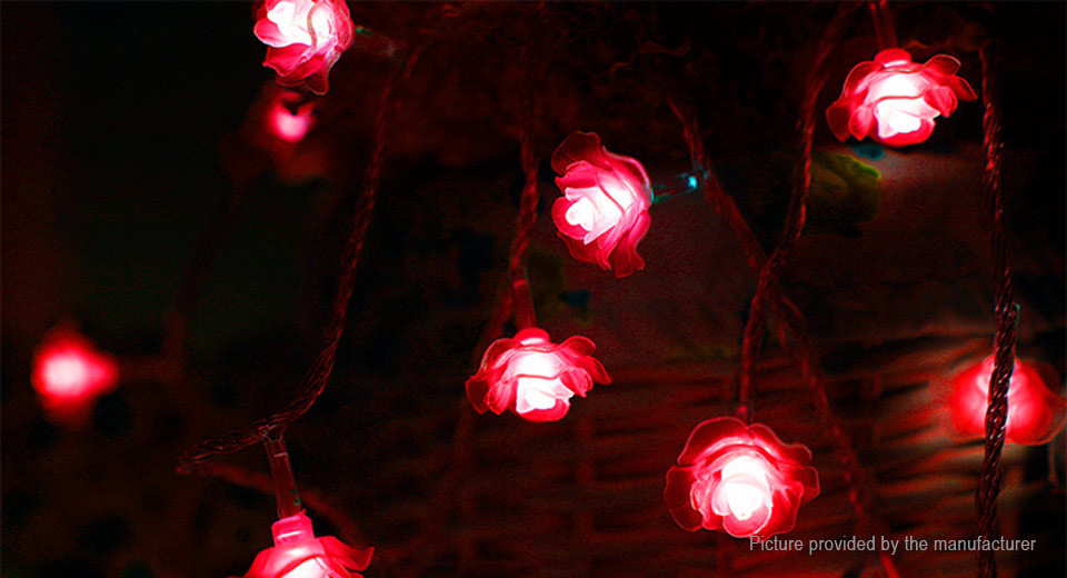 Product Image: longtime-blooming-rose-styled-40-led-christmas