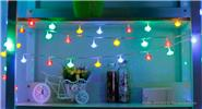 LONGTIME Blooming Rose Styled 40*LED Christmas Decorative String Light (4m)