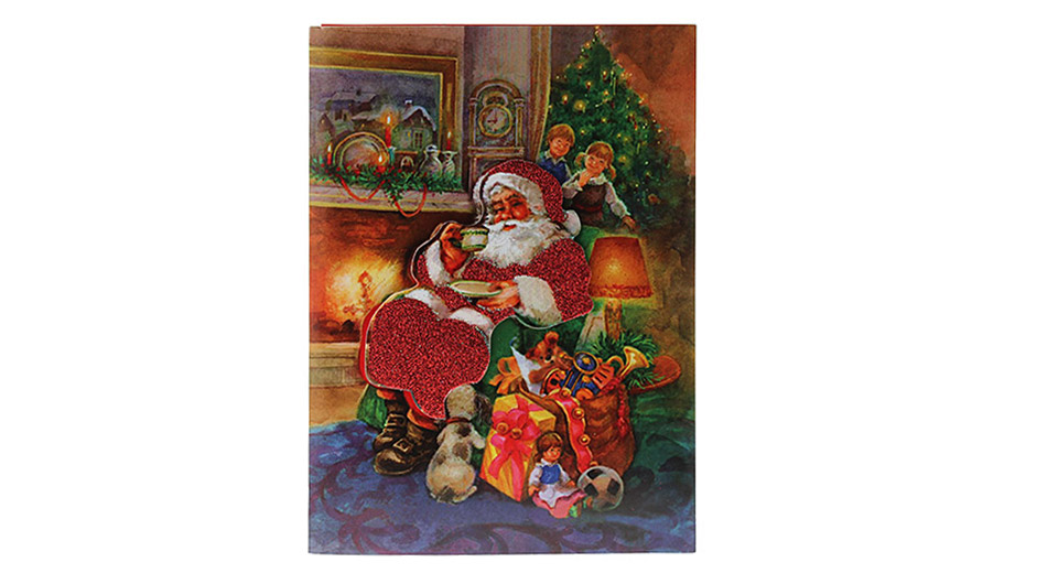 224 musical christmas greeting card music playing while opening musical christmas greeting card musical christmas greeting card m4hsunfo