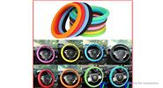Soft Silicone Car Auto Steering Wheel Cover