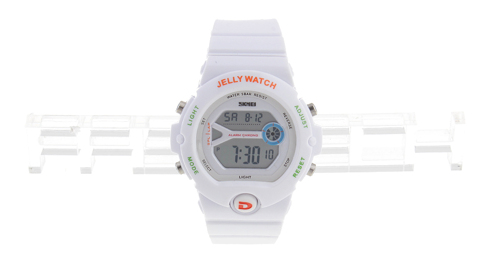 Authentic Skmei 1153 Unisex Sports Jelly Wrist Watch