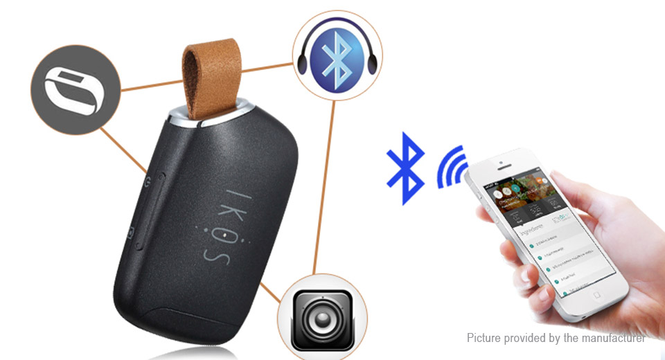 IPHOX Bluetooth Dual SIM Adapter for iPhone / iPad / iPod Touch