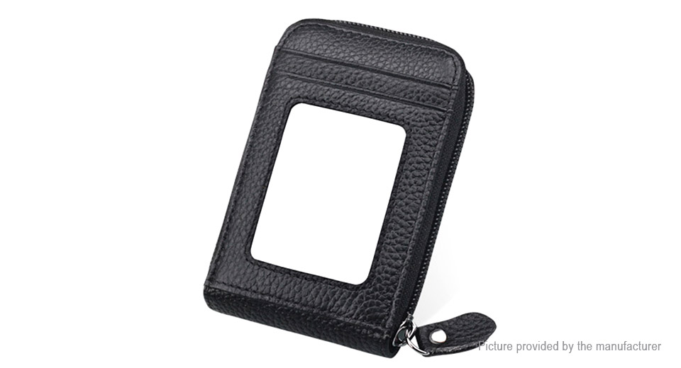 Product Image: rfid-blocking-pu-leather-credit-card-holder