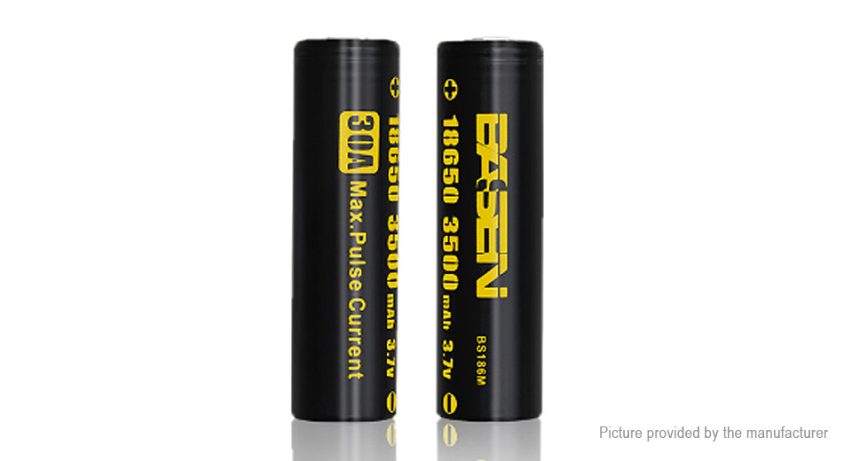 Product Image: authentic-basen-imr-18650-3-7v-3500mah