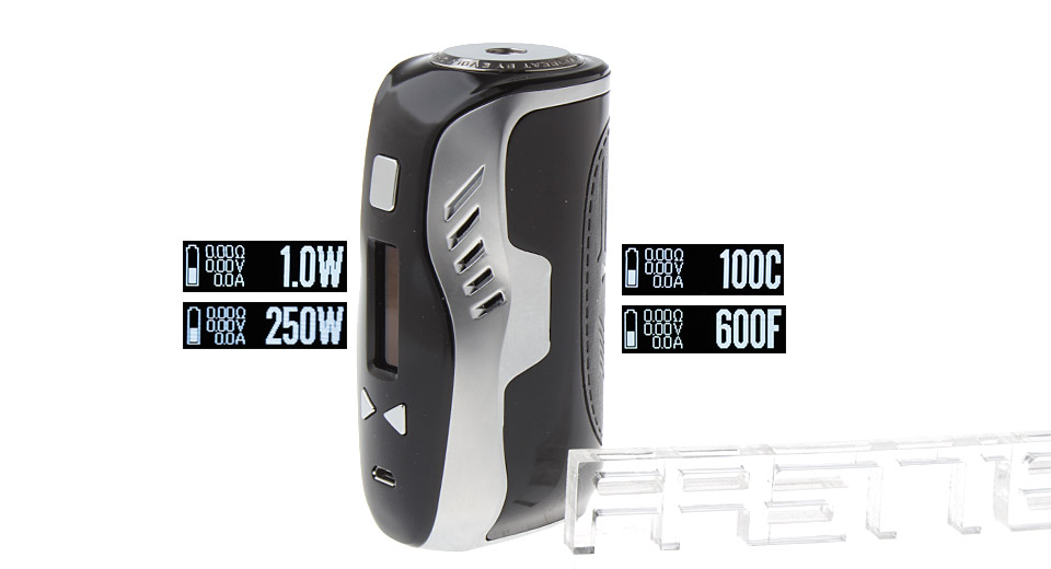 Product Image: authentic-hcigar-vt250-250w-tc-vw-apv-box-mod