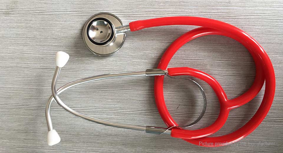 Pro Dual Head EMT Stethoscope Medical Device