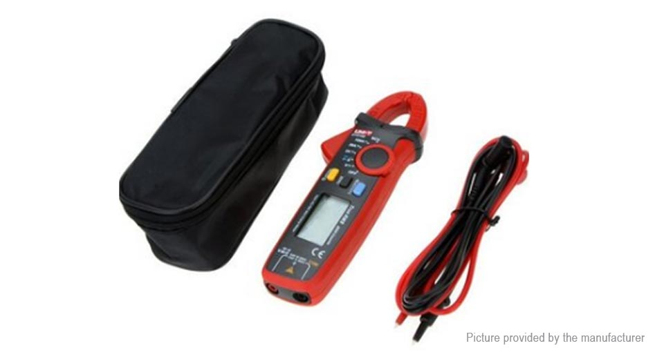 UNI-T UT210E Mini Digital Clamp Ammeter Voltmeter Multimeter