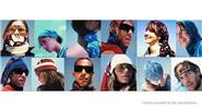Outdoor Sports Cycling Scarf Unisex Face Mask Headband