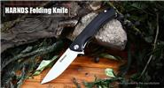 HARNDS Talisman CK9168 Stainless Steel Folding Knife