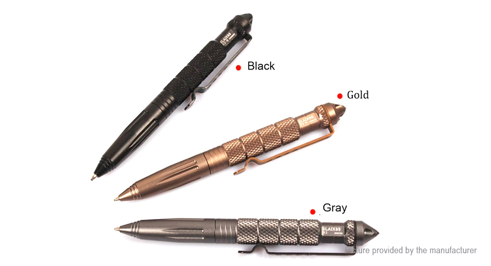 Timhome TJAP-B2 Tactical Self-Defense Survival Pen