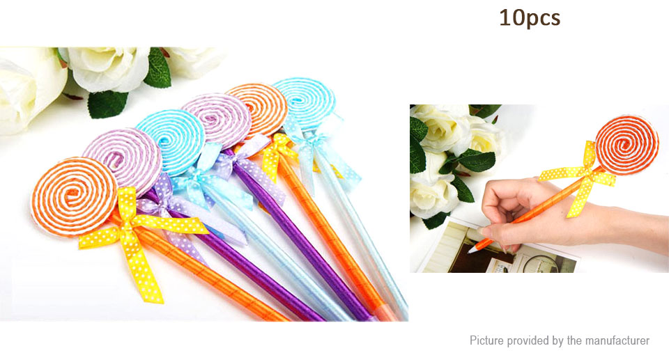 Lollipop Shaped 0.7mm Ball Poi...
