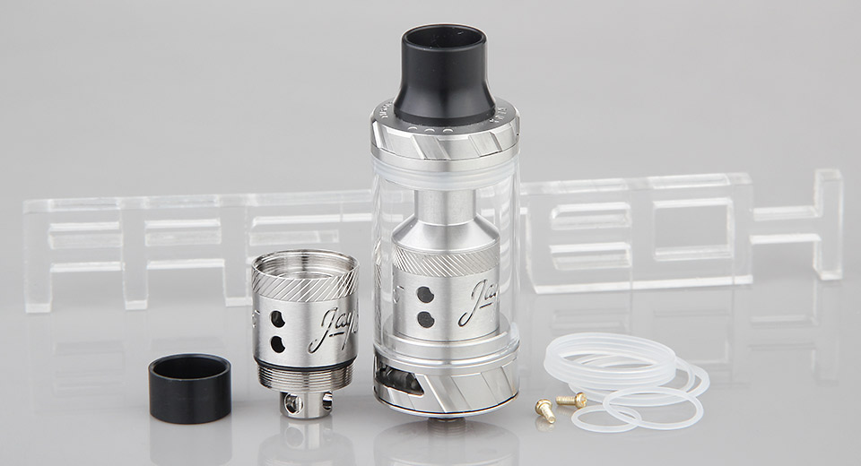 Product Image: authentic-wismec-reux-sub-ohm-tank-clearomizer