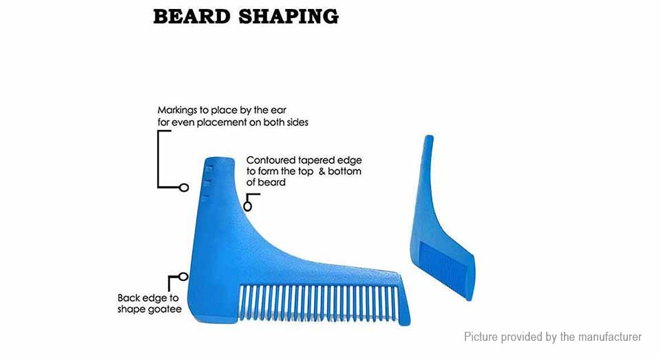 Irresistible image for beard shaping template printable