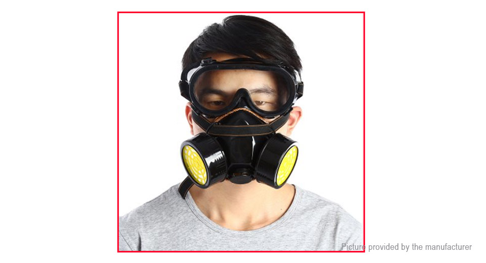 Product Image: double-filter-gas-protection-mask-industrial