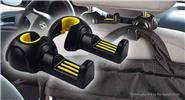 Car Back Seat Headrest Bag Hook Holder Organizer (2-Pack)