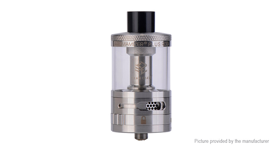 Product Image: authentic-steam-crave-aromamizer-plus-rdta
