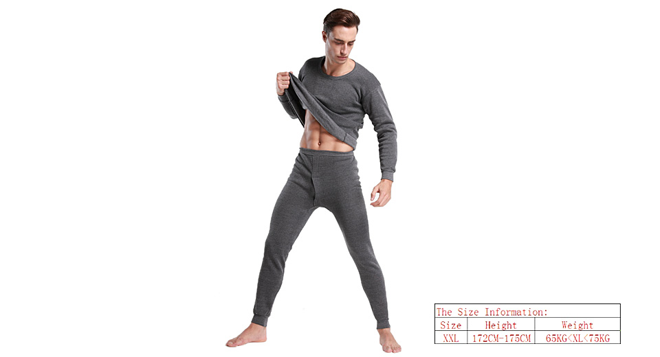 Product Image: men-s-ultra-soft-fleece-lined-thermal-underwear