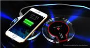 COLSMY Qi Inductive Wireless Charger Transmitter